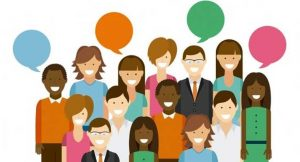 Comment trouver la communauté à qui s'adresser sur les réseaux sociaux ?