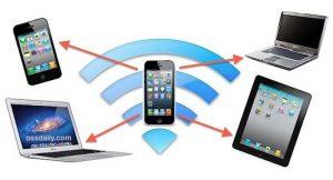 Astuce : Comment connecter votre ordinateur et votre tablette à Internet partout grâce à votre smartphone